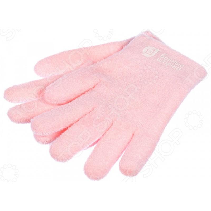Перчатки косметические Банные штучки 40212