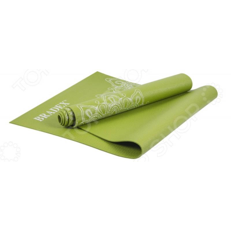 Коврик для йоги Bradex SF-0404