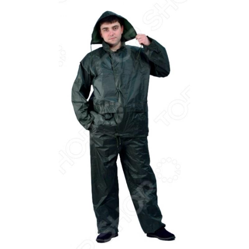 Костюм ветровлагозащитный WoodLand КН-01 «Рыбак»