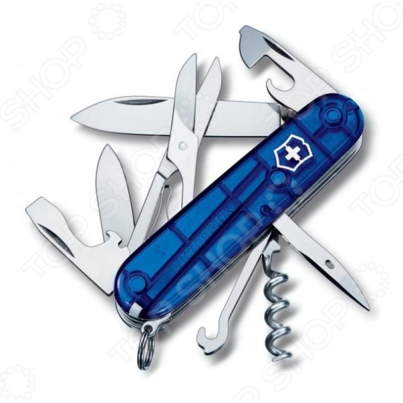 Нож перочинный Victorinox Climber 1.3703.T2