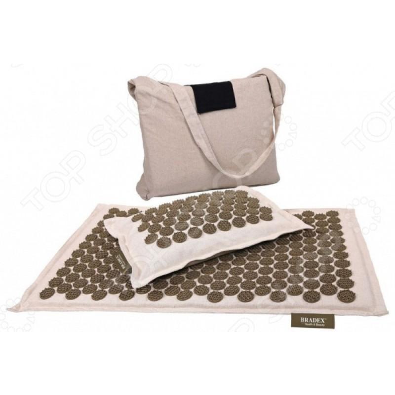 Набор ковриков для точечного массажа Bradex Nirvana