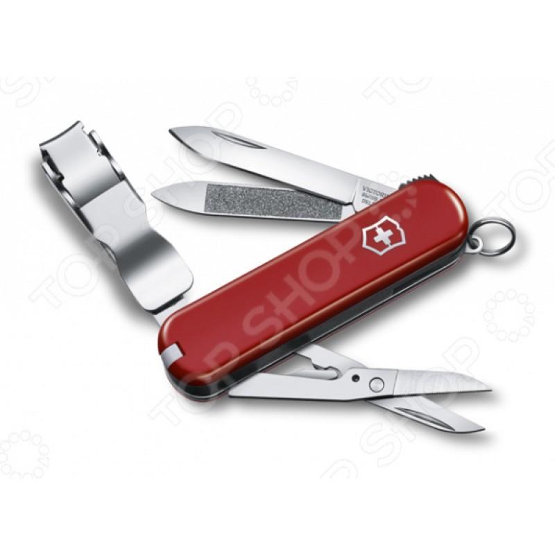 Нож перочинный Victorinox Classic Nail Clip 580 0.6463