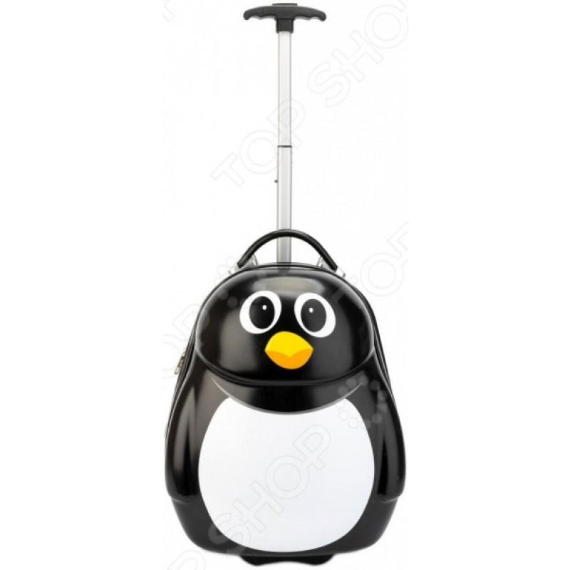 Чемодан детский Bradex «Пингвин»