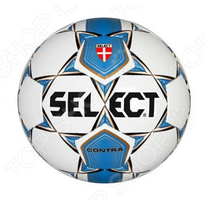 Мяч футбольный Select Contra. В ассортименте