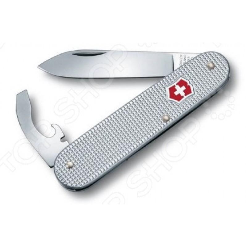 Нож перочинный Victorinox Alox Bantam 0.2300.26