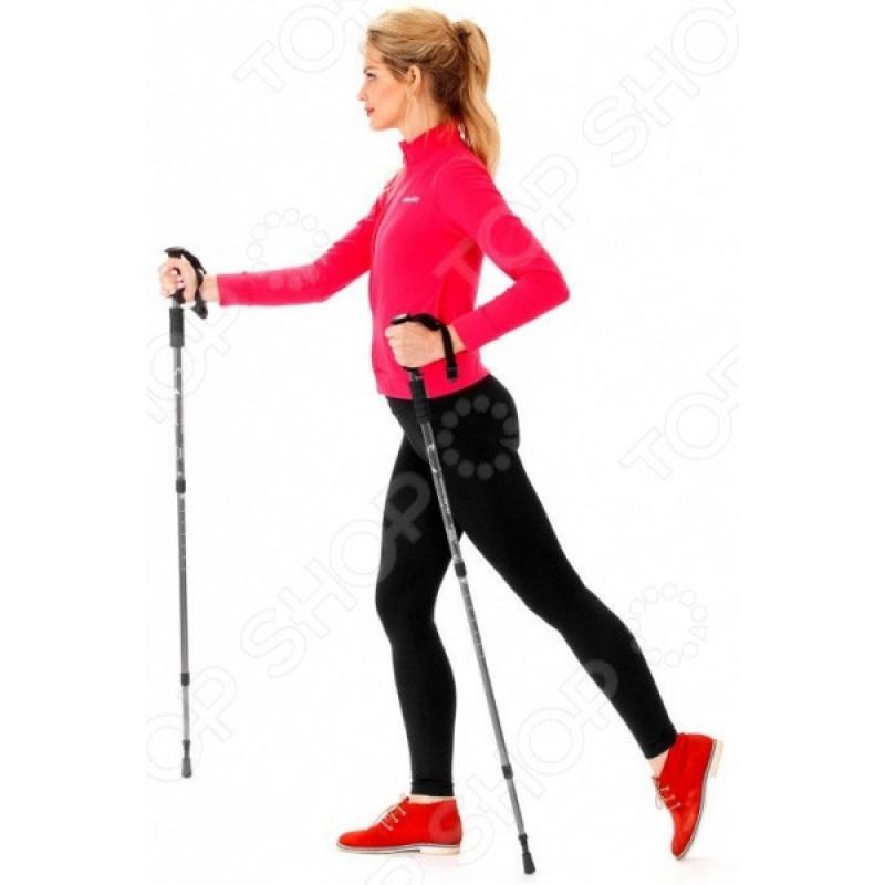 Палки для скандинавской ходьбы «Будь в форме»