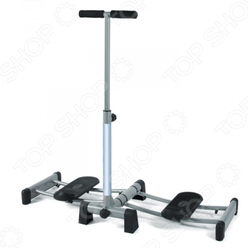 Тренажер с роликовыми платформами Bradex Leg Magic