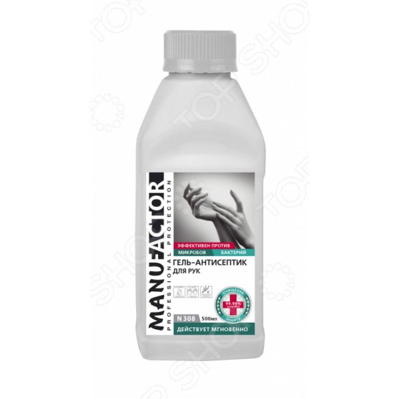Гель-антисептик для рук MANUFACTOR N308
